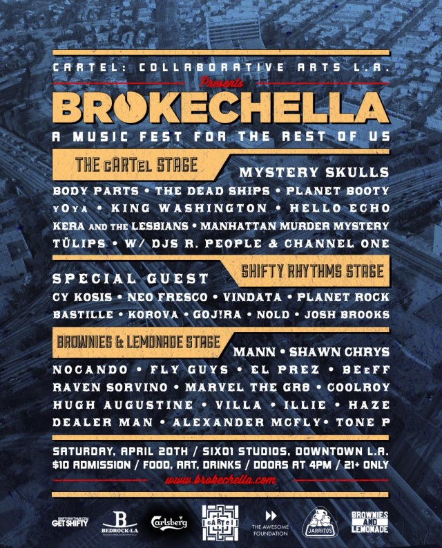 MarvelTheGr8 Brokechella
